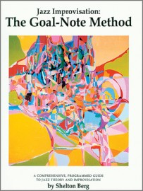 Jazz Improvisation: The Goal Note Method (Replacement CD Only)