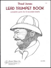 Thad Jones Lead Trumpet Book