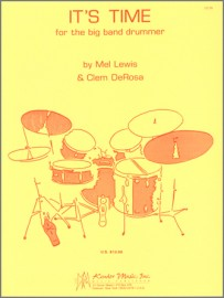 It's Time For The Big Band Drummer (Digital Download Only)