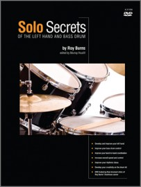 Solo Secrets - Of The Left Hand And Bass Drum (Digital Download Only)