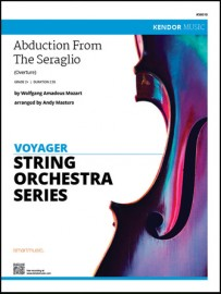 Abduction From The Seraglio (Overture) (NEW - Not Available Yet)