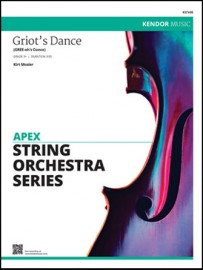 Griot's Dance (GREE-oh's Dance)