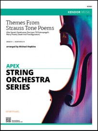 Themes From Strauss Tone Poems (NEW - Not Available Yet)