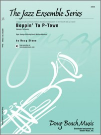 Boppin' To P-Town (Swingin' To Peoria) (Digital Download Only)