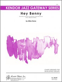 Hey Benny (Digital Download Only)