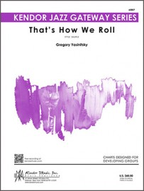That's How We Roll (Digital Download Only)
