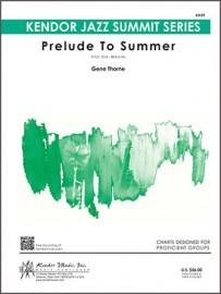 Prelude To Summer (Digital Download Only)