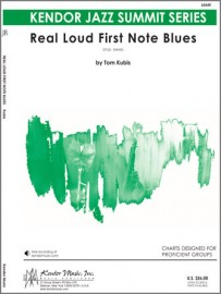 Real Loud First Note Blues (Digital Download Only)