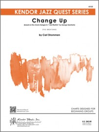 Change Up (based on the chord changes to 'I Got Rhythm' by George Gershwin)