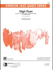 High Flyer (based on the chord changes to 'Lullaby Of Birdland' by George Shearing)