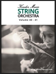 Volume 41 String Publications (NEW 2021-22)