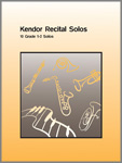 Kendor Recital Solos - Bb Trumpet - Solo Book with CD