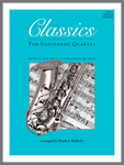 Classics For Saxophone Quartet - Full Score