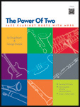 Power Of Two, The - Jazz Clarinet Duets with MP3s