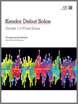 Kendor Debut Solos - Flute with MP3s
