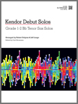 Kendor Debut Solos - Bb Tenor Sax with MP3s
