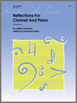 Reflections For Clarinet And Piano