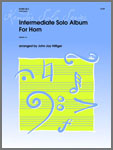 Intermediate Solo Album For Horn (Digital Download Only)