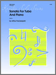 Sonata For Tuba And Piano (Digital Download Only)