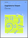 Fragments For Timpani