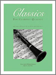 Classics For Clarinet Quartet, Volume 2 - Full Score (with CD)