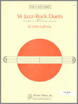 14 Jazz-Rock Duets (alto saxes) (Digital Download Only)