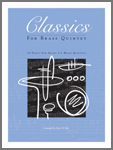 Classics For Brass Quintet - 2nd Bb Trumpet