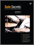 Solo Secrets - Of The Left Hand And Bass Drum